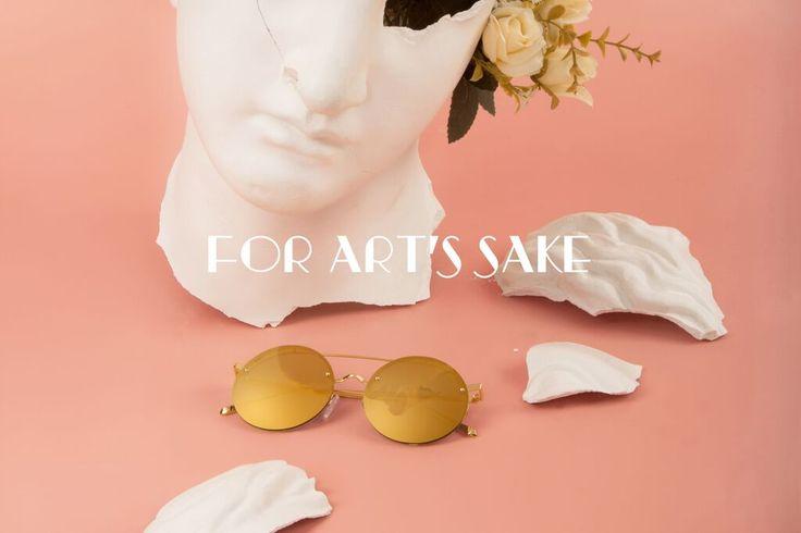 FOR ART'S SAKE SS17  GETAWAY GOLD  fasforartssake.com
