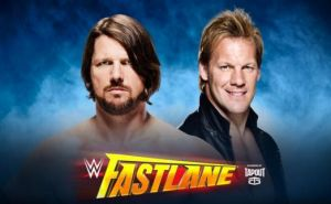 AJ Styles VS Chris Jericho Video WWE Fastlane 2016 Winner Result 21 Feb