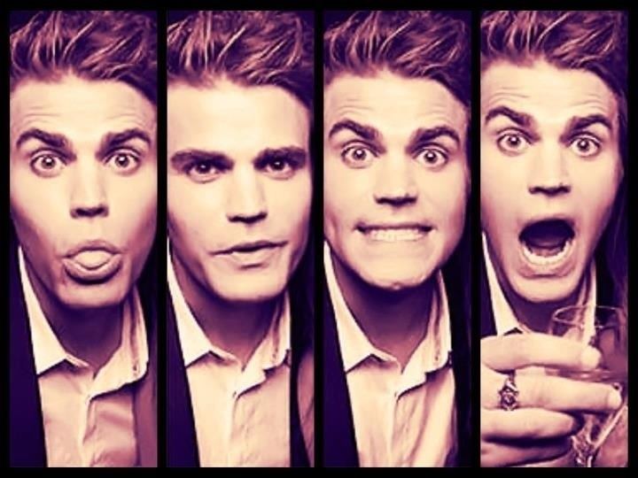 Everyone wants Damon, but I'll take me some Stefan Salvatore! Lol