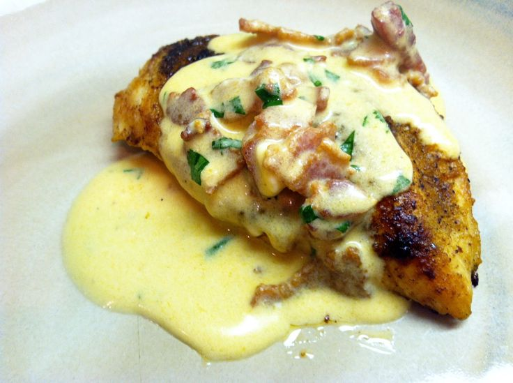Jalapeno Popper Chicken (Atkins Induction friendly)