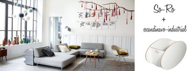 Mini cuna So-Ro, de Babyhome | Estilo Escandinavo