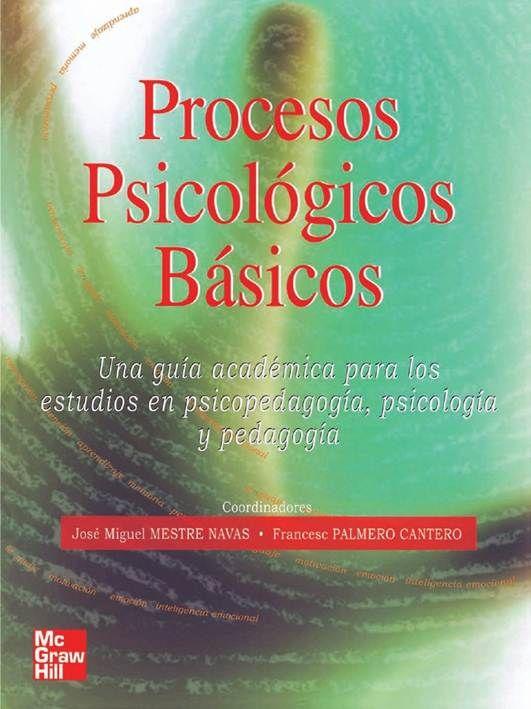 #libro Para Descargar Denominado PROCESOS PSICOLÓGICOS BÁSICOS - Link de la Descarga --->>> http://ift.tt/2sNmkzu