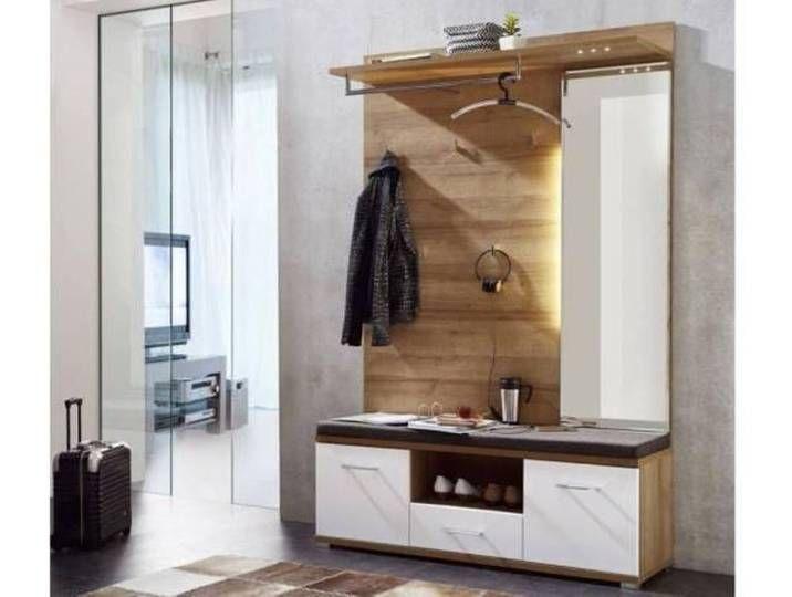 Ploy 81 Garderobe Weiss Eiche Riviera Home Decor Decor Home