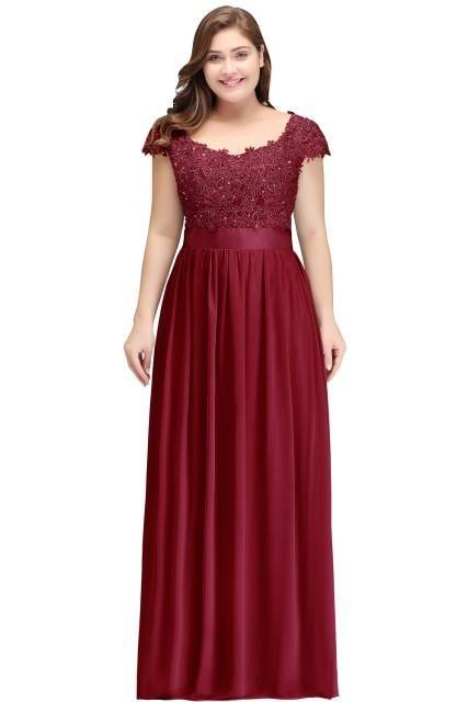 Long Formal Evening Dress