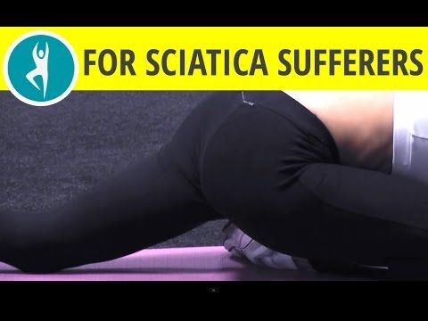 10 Piriformis Stretches To Help You Get Rid Of Sciatica, Hip And Lower Back Pain