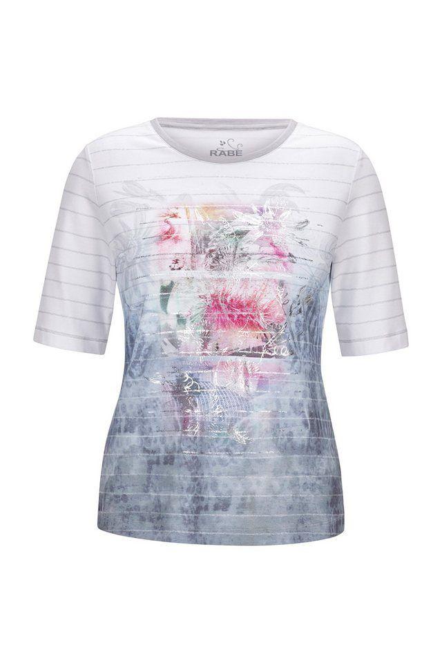 738adce03e2dee Rabe T-Shirt mit Foil-Print und Mustermix für 29