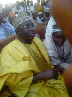 Former Minister of Transport in GEJs administration Idris Umar defects to APC