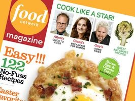 Get recipes and read articles from April's Food Network Magazine.: Food Network, Amazing Recipes, Articles, Favorite Magazines, Aprils Food, Easy Recipes, Foodnetwork, Food Recipe
