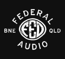 FedEx Machina 2 by Federal Audio