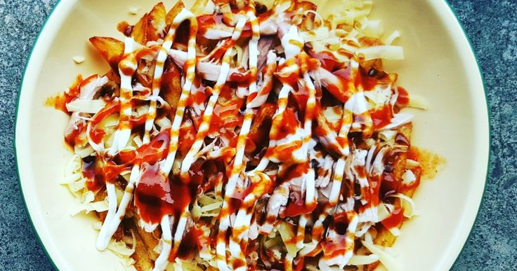 RECIPE: Homemade Chicken Halal Snack Pack (HSP)