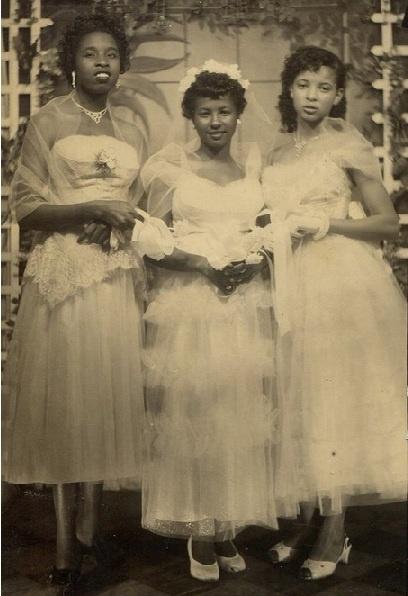 Bridal Party, 1940s