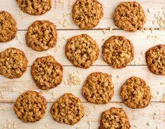 Recette : Biscuits fameux au gruau | Quaker Oats
