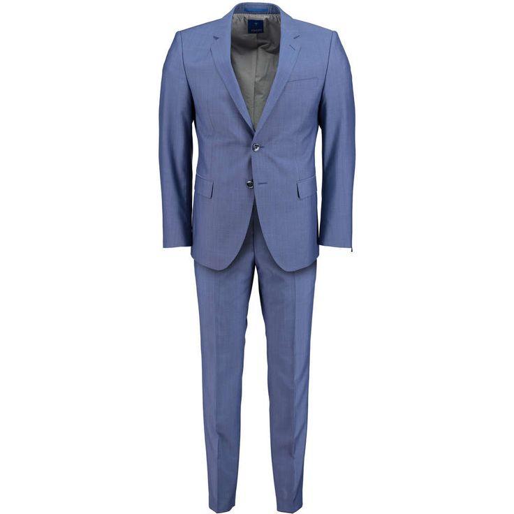 JOOP! - Anzug 'Herby-Blayr' |  Der Anzug HERBY BLAYR von JOOP ist ein eleganter Businessklassiker, der mit figurbetonendem Slim-Fit überzeugt. Dank seiner hochwertigen Super 130 Wollqualität trägt er sich besonders angenehm und sorgt für einen makellosen Auftritt.