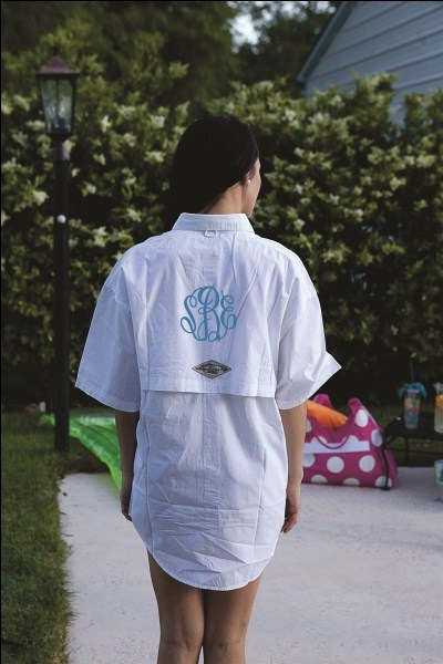 30 best images about pfg heart eyes on pinterest for Monogrammed fishing shirts