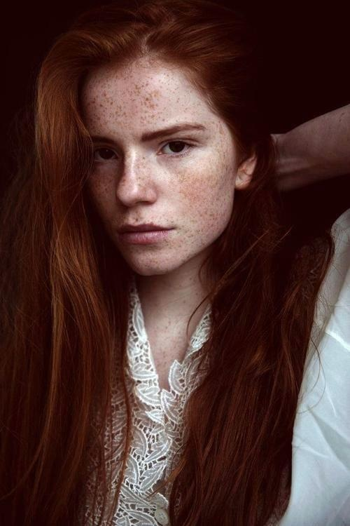 freckles | love | red head | beautiful | fire | red | model | fashion photography