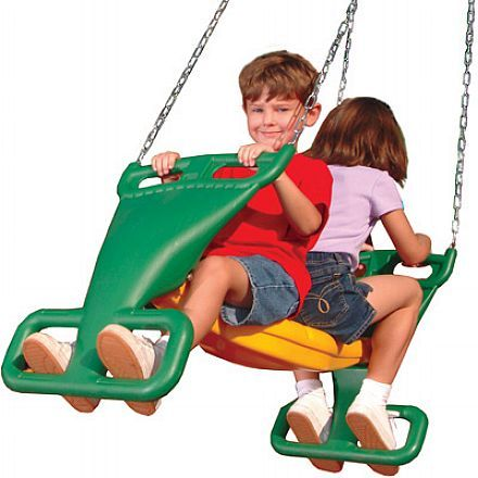Simple Materials of Swing set Accessories to Make Safety and Happy Swing