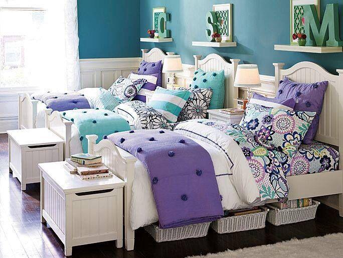 Great girl bedroom!
