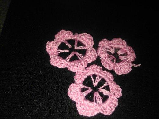 Boutons crochet