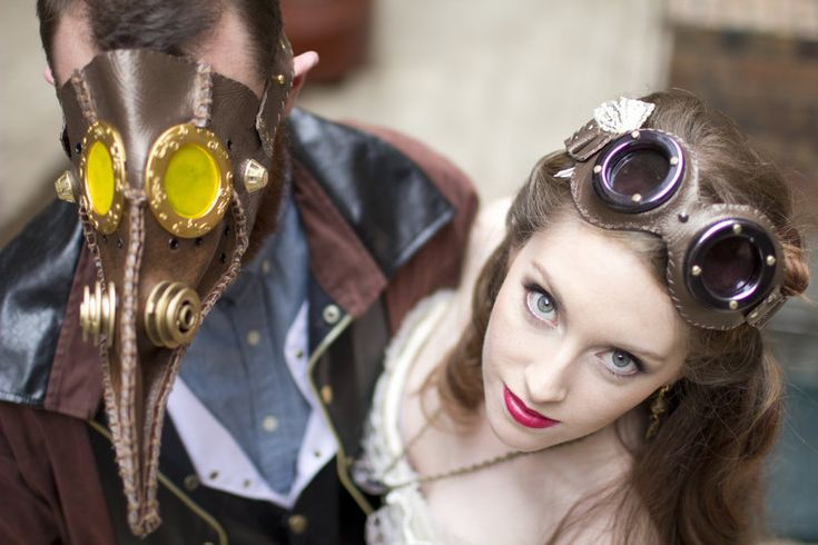 Steampunk wedding inspiration www.ecochicweddings.co.za Stationery by @rudedesign  Photo By Andre Sonnekus Photography