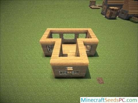 die besten 25 minecraft kleines haus ideen auf pinterest minecraft haus bauen minecraft. Black Bedroom Furniture Sets. Home Design Ideas