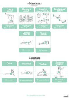 Les exercices pour pokhoudeniya de la personne et les joues pour les hommes