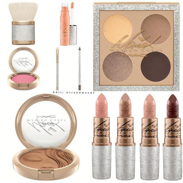 MAC x Mariah Carey • Holiday 2016 Collection • Coming soon!!