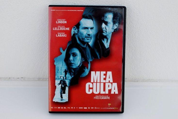 MEA CULPA - FRED CAVAYÉ - DVD- VINCENT LINDON - GILLES LELLOUCHE - NADINE LABAKI