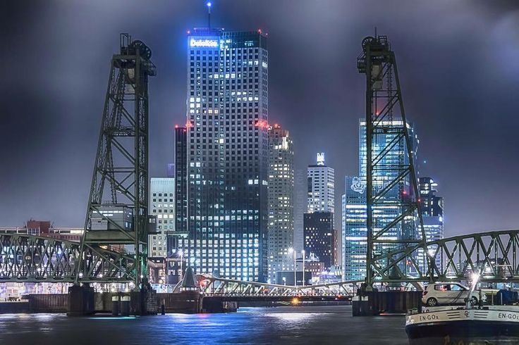 Rotterdam all Day And Night
