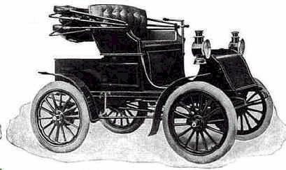 1901 Autocar Stanhope.