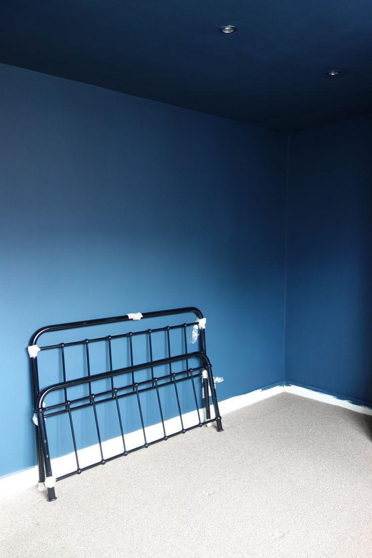 Loft bedrooms, Blue rooms and Bedroom makeovers on Pinterest