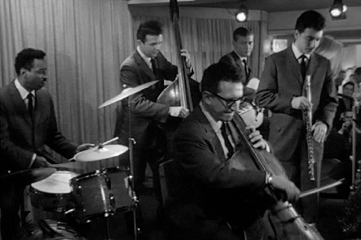 The Chico Hamilton Quartet from Sweet Smell of Success (1957)
