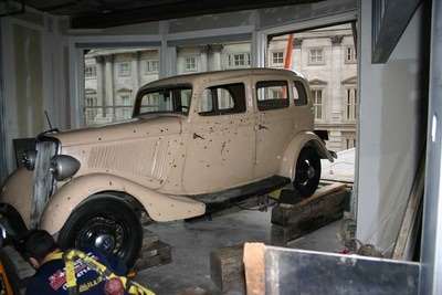 Bonnie and Clyde Car, National Museum of Crime and Punishment