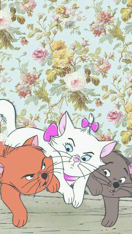 A nossa gatinha Marrie da Disney