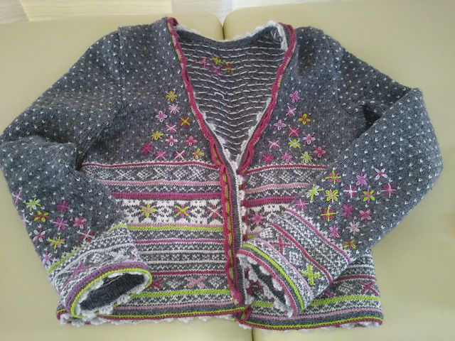 Ravelry: Project Gallery for Rauma 207R-2 pattern by Sidsel J. Høivik