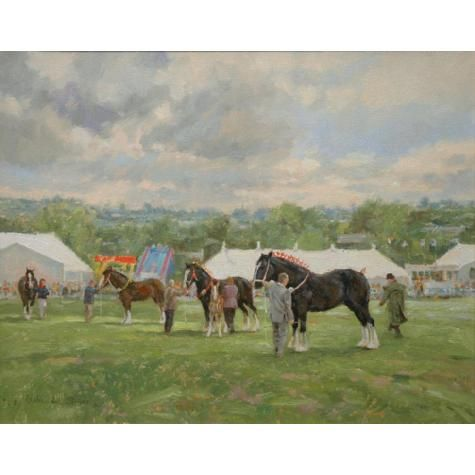 Judging the Shires, Otley Show Image