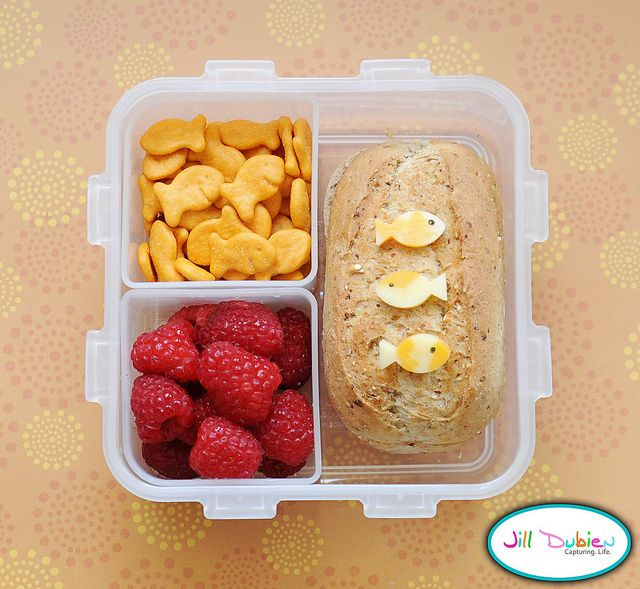 lunch box ideas #meetthedubiens