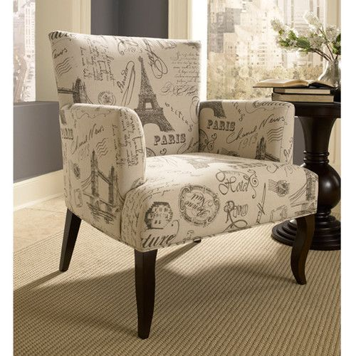 ftench calligraphy wingback