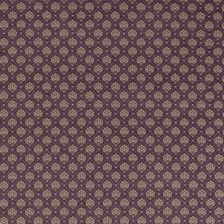 Warwick Fabrics : KENNETT, Colour CABERNET