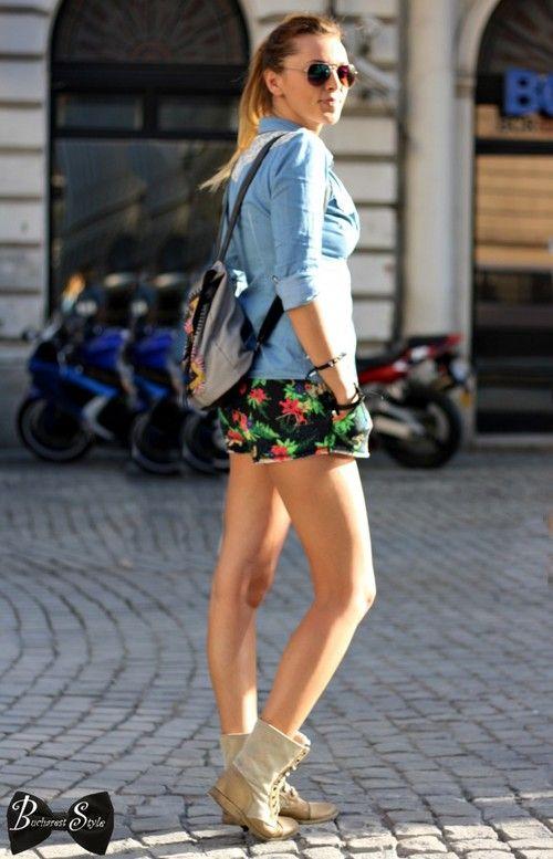 street fashion romania