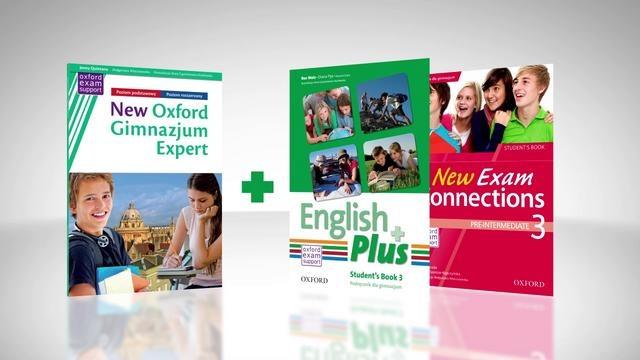 New Oxford Gimnazjum Expert – Student's book presentation by Jamel Interactive. Teacher-dedicated presentation of the new student's book by Oxford University Press.