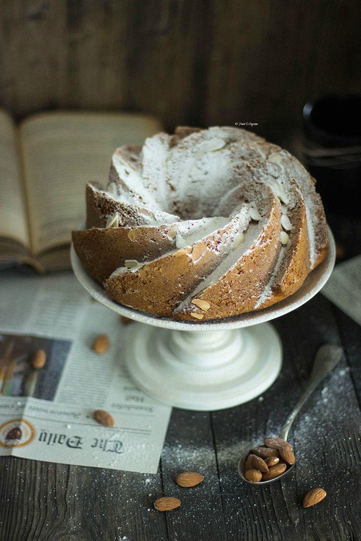 carrot cake and almonds foodphotography, bundtcake http://www.labottegadelledolcitradizioni.it/2016/03/torta-alle-carote-e-mandorle.html