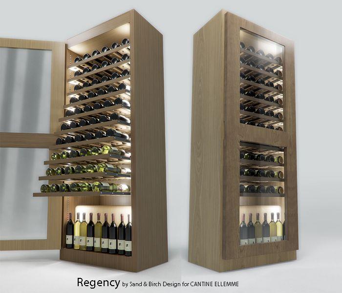 Sand & Birch Luxury Wine Cellars