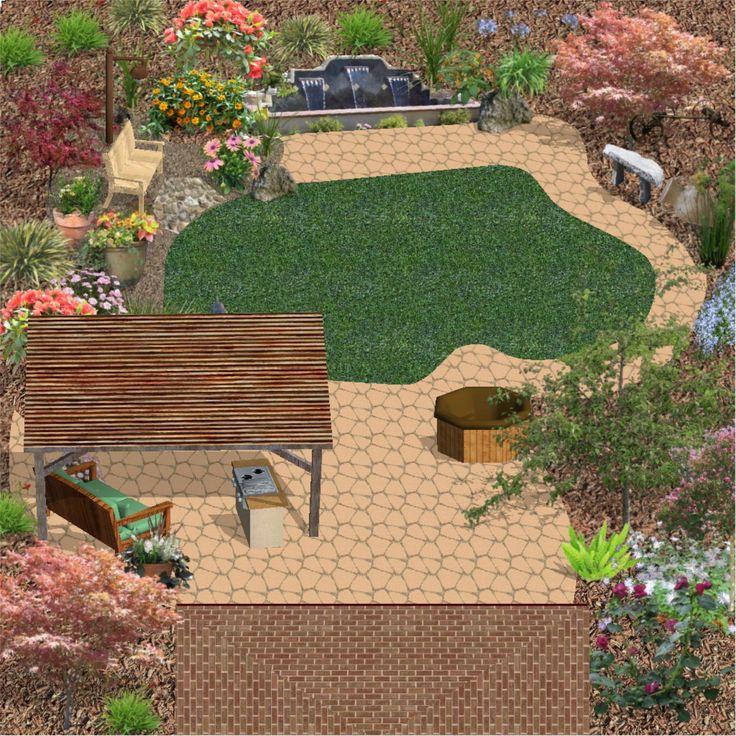 Simple Backyard Ideas 361 best backyard design images on pinterest | backyard designs