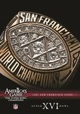 NFL: America's Game - 1981 San Francisco 49ers - Super Bowl XVI [DVD]