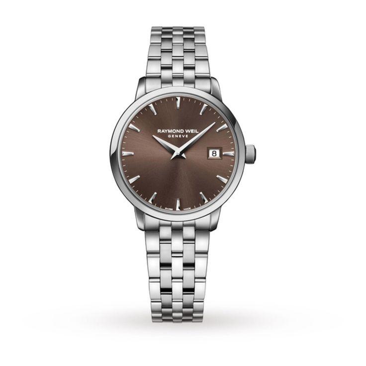 Ladies Raymond Weil Toccata Watch   Ladies Watches   Watches   Goldsmiths