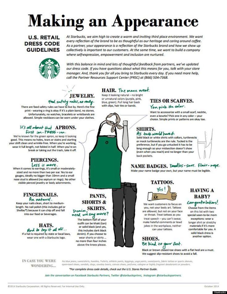 Starbucks To Finally Let Employees Show Their Tattoos