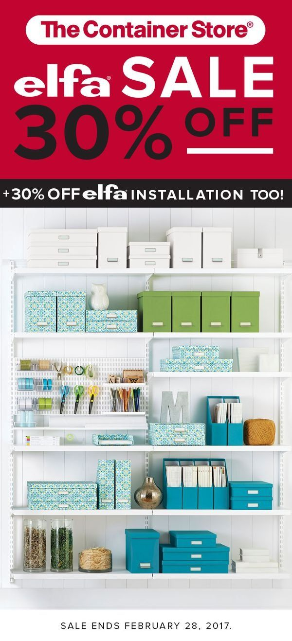 White Decor Shelves Neatly Hold Crafting And Office Supplies.
