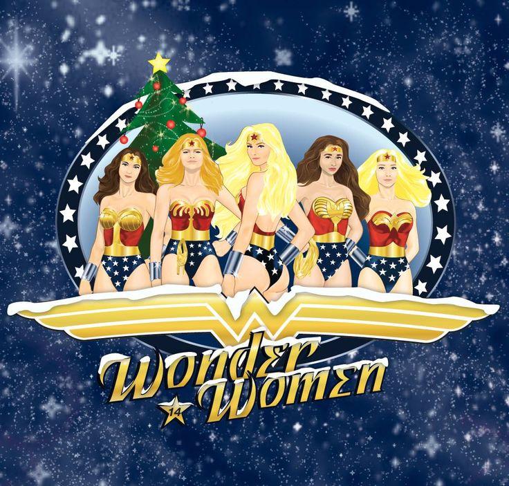 Russelogo for Wonder Women 2014. Ønsker du logo er det bare å ta kontakt! mbrusselogo@outlook.com http://mbrusselogo.blogg.no https://www.facebook.com/mbrusselogo