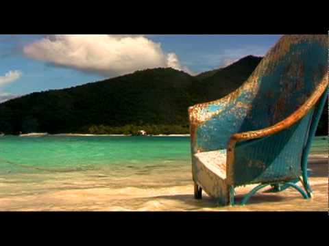 There's a blue rocking chair, sittin' in the sand.  Weathered by the storms & well oiled hands.  It sways back & forth. With the help of the wind.  It seems to always be there,  Like an old trusty friend.....    <3 Kenny Chesney
