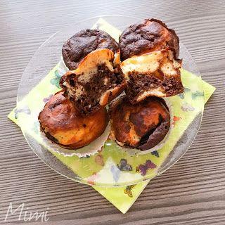 "Proteines-túrós ""boci"" muffin"